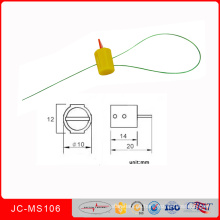 Jcms-106ABS Twist Water, Electric, Medidor de gas natural, sello de seguridad